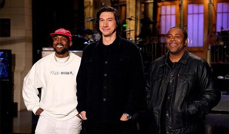 Saturday Night Live Season 44 Premiere (Credit: NBC)