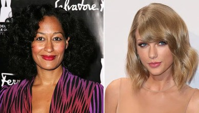 Tracee Ellis Ross and Taylor Swift (Credit: Deposit Photos)