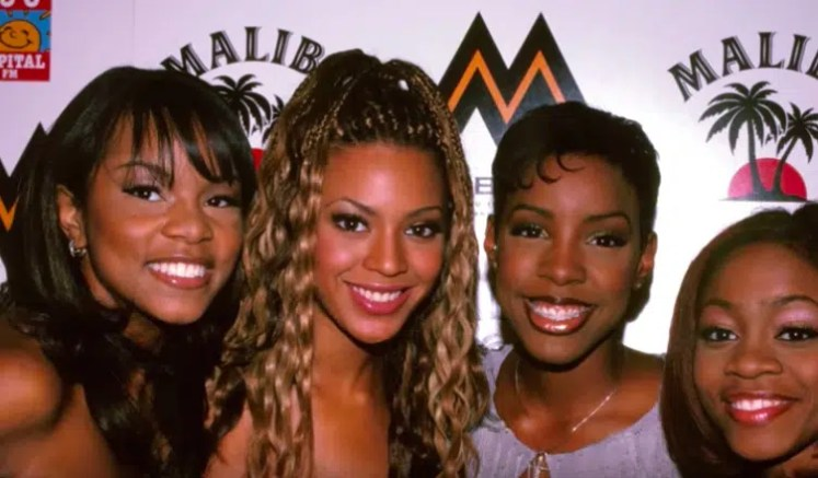 LeToya Luckett pictured with Destiny's Child. (Credit: VH1/YouTube)