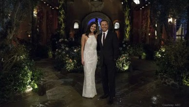 Bachelor Mansion (Credit: ABC)
