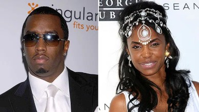 Diddy and Kim Porter (Credit: Deposit Photos)
