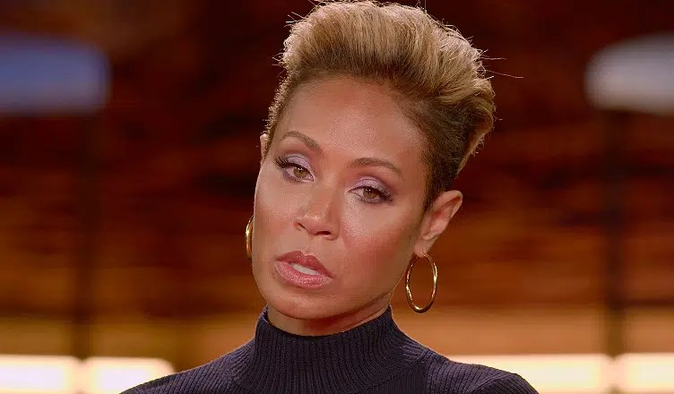 Jada Pinkett Smith talks her abusive father. (Credit: Red Table Talk/Facebook)