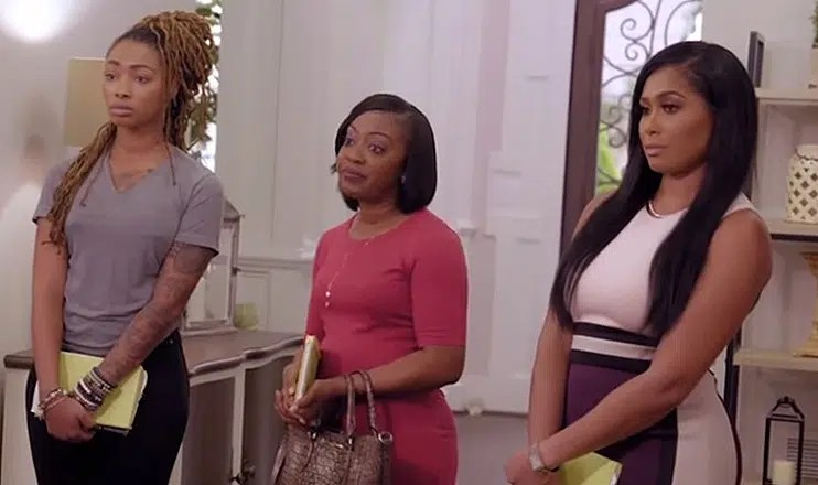 "The episode titled ""Reality Rehab"" featured Althea, Dutchess and Minyon. (Credit: OWN)"