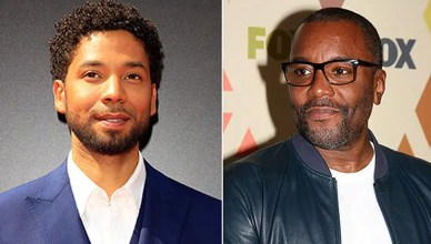Jussie Smollett and Lee Daniels (Credit: Deposit Photos)