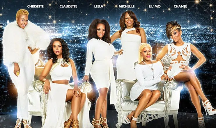 R&B Divas: Los Angeles (Credit: TV One)