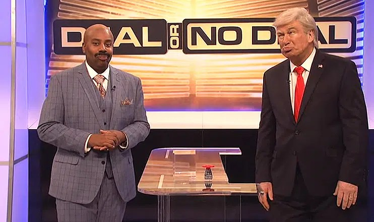 SNL Deal or No Deal Skit. (Credit: NBC)