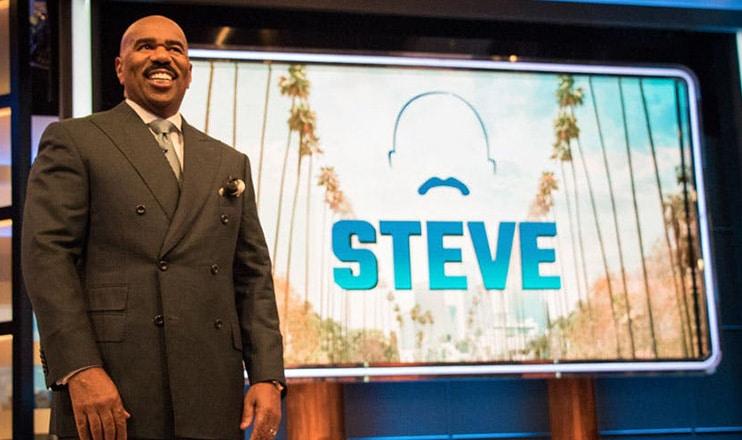 Steve (Credit: IMG)