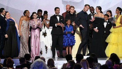 This Is Us SAG Awards Win. (Credit: Twitter)