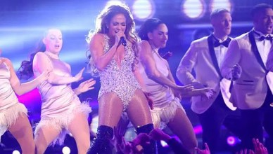 Jennifer Lopez Motown Tribute (Credit: YouTube)