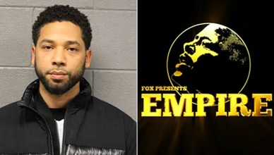 Jussie Smollett Empire Logo (Credit: Chicago Police/Fox)