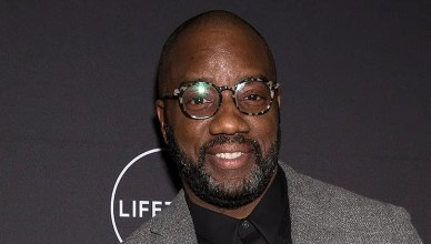 """Malik Yoba attends the premiere for """"Faith Under Fire: The Antoinette Tuff Story"""" in 2018. (Credit: Deposit Photos)"""