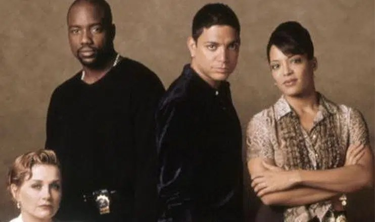 """New York Undercover"" aired on Fox from 1994 to 1999. (Credit: Fox)"