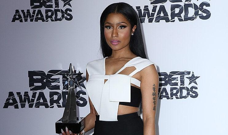 Nicki Minaj at BET Awards (Credit: Deposit Photos)