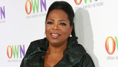 Oprah Winfrey (Credit: Deposit Photos)