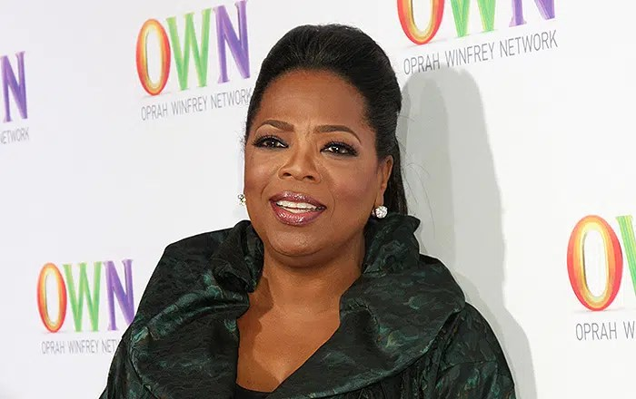Oprah Winfrey (Credit: Deposit Photos)