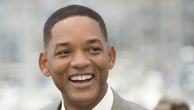 CANNES, FRANCE - MAY 17: (L-R) jury member Will Smith attends the Jury photocall during the 70th annual Cannes Film Festival at Palais des Festivals on May 17, 2017 in Cannes, France. (Credit: Shutterstock)