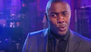 Idris Elba in SNL Promo (Credit: YouTube/NBC)