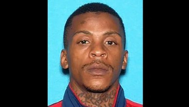 Eric Holder is named as a suspect in the shooting death of rapper Nipsey Hussle. (Credit: LAPD)