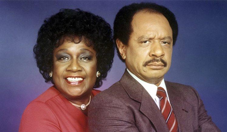 The Jeffersons (Credit: CBS)