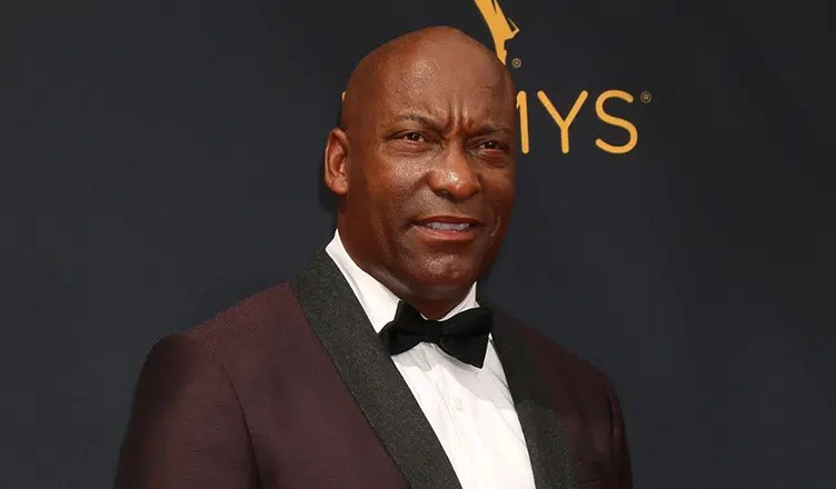 Director John Singleton at the 2016 Primetime Emmy Awards, Arrivals at the Microsoft Theater in Los Angeles, CA, September 18, 2016. (Credit: Jean Nelson/Deposit Photos)