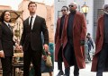 Men in Black International and Shaft (Credit: Sony and Warner Bros.)