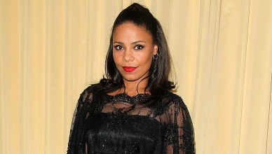 Sanaa Lathan at the Forevermark And InStyle Golden Globes Event, Beverly Hills Hotel, Beverly Hills, CA 01-10-12. (Credit: Deposit Photos/S. Bukley)