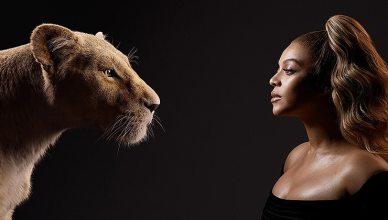 "Beyonce plays Nala in ""The Lion King."" (Credit: Walt Disney Studios)"