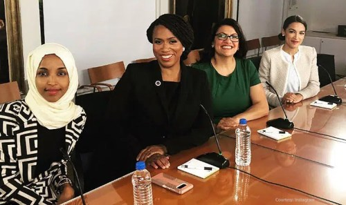 Democratic Congresswomen (Credit: Instagram)
