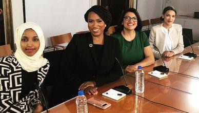 Democratic Congresswomen (Credit: Instagram)