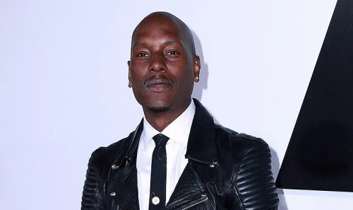 Tyrese Gibson (Credit: Deposit Photos)