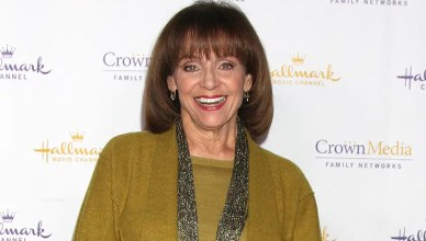 Valerie Harper at the Hallmark Winter TCA Party at The Huntington Library on January 11, 2014 in San Marino, CA. (Credit: Deposit Photos)