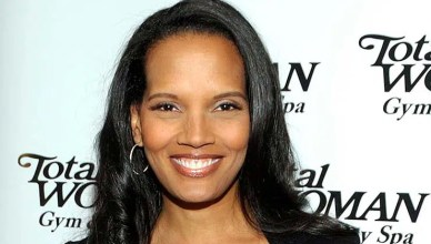 Shari Headley at the Women's History Month Celebrity Red Carpet Event at Total Woman Gym & Day Spa in Woodland Hills, CA on March 31, 2010. (Credit: Jean Nelson/Deposit Photos)