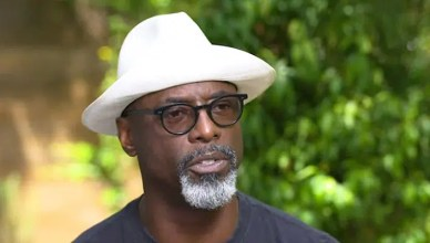 Isaiah Washington Appears on Fox Nation (Credit: Fox)