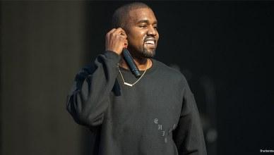 Kanye West (Credit: Shutterstock)