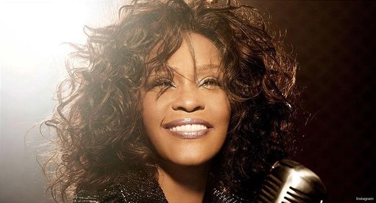 Whitney Houston (Credit: Instagram)