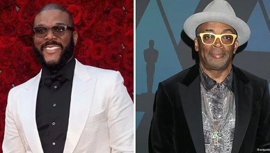 Tyler Perry and Spike Lee (Credit: Instagram/Shutterstock)