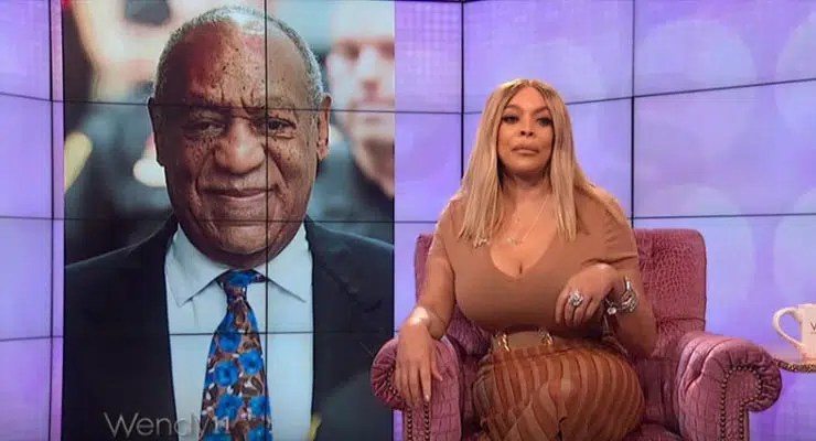 Wendy Williams Talks Bill Cosby (Credit: The Wendy Williams Show)