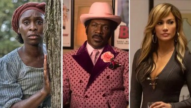 Cynthia Erivo, Eddie Murphy and Jennifer Lopez received Golden Globes Nominations