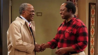 John Amos appears in Good Times Remake (Credit: ABC)