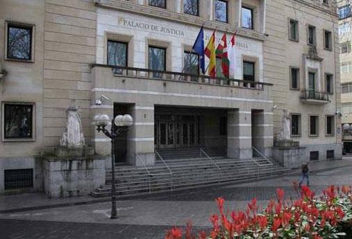 Resultado de imagen de tribunal superior de Justicia País Vasco sala civil