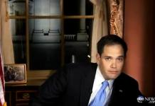 Marco Rubio: The funniest drink of water in world history