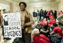 CPS expected to announce closing of 50 schools in Black Neighborhoods?
