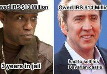 Do Black Celebrities Go To Jail For Tax Evasion More Than Whites?