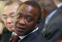 War crimes trial of Kenyan President Uhuru Kenyatta