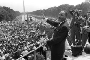 dr king dream