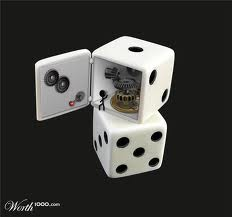 Are the dice in the education game loaded? 2