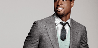 Fashion Forward Dewayne Wade To Start A Neck Wear Line With Tie Rack
