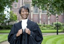 African American Teenage Girl Youngest To Pass The Bar Exam