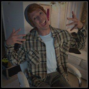 """Nick Cannon as """"Connor Smallnut"""""""