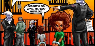 """The Siege of """"The Boondocks"""" 2"""